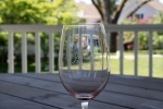 April in Carneros Glass