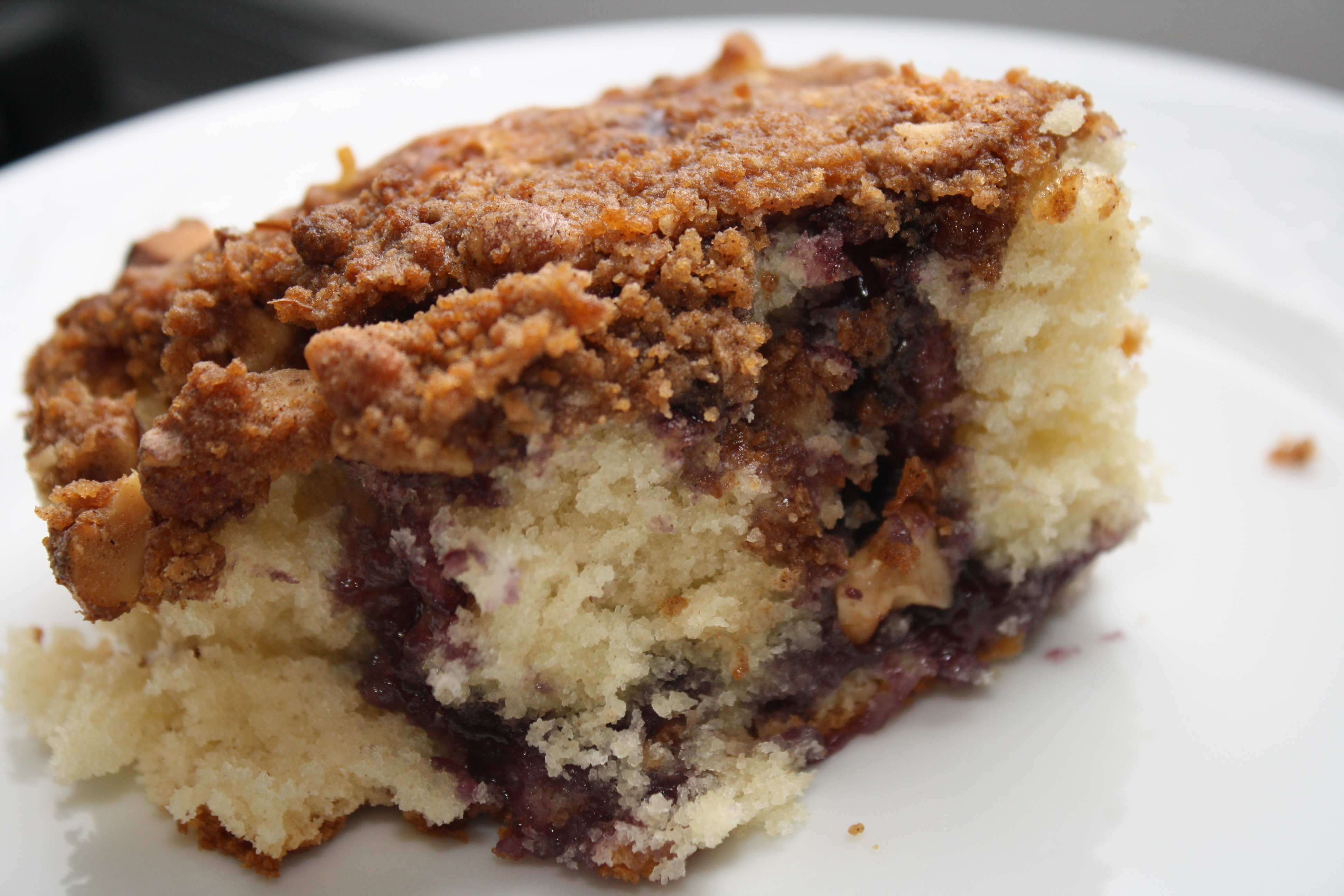 Yellow Cake Mix Cinnamon Coffee Cake