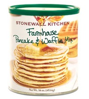 Stonewall Kitchen Farmhouse Pancake Recipe